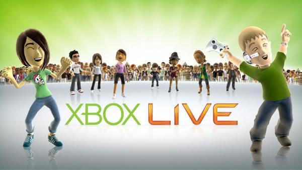 Cartão de crédito para Xbox Live