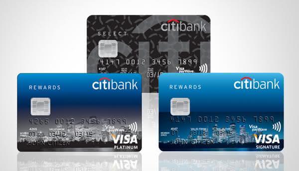Cartão de crédito Citibank