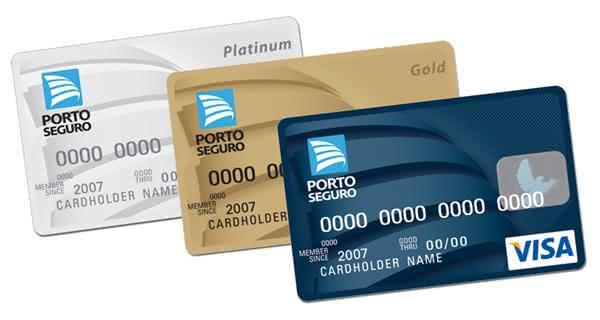 Cartão de Crédito Porto Seguros