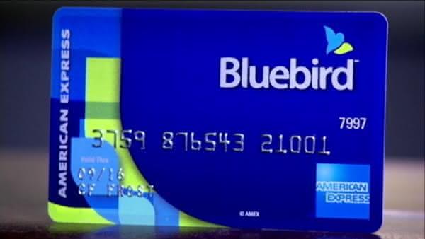 Cartão de crédito pre-pago Estados Unidos