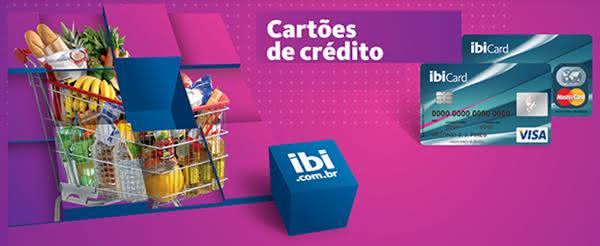 Cartao De Credito Ibi Facil Mastercard Visa Veja Como Solicitar